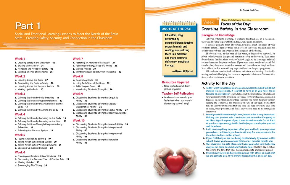In Focus (Grades K-2) Pages 2 and 3