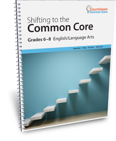 Shifting to the Common Core English/Language Arts