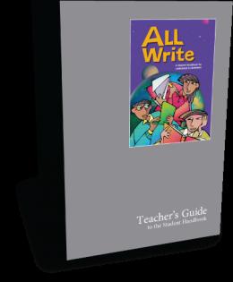 All Write Teacher's Guide