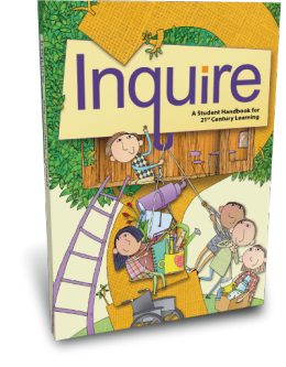Inquire Elementary Cover