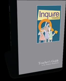 Inquire High School Teacher's Guide Cover