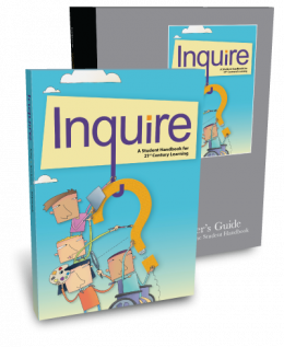 Inquire Online Middle School Classroom Set 6-year