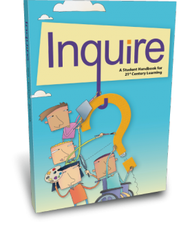 Inquire Middle School Cover