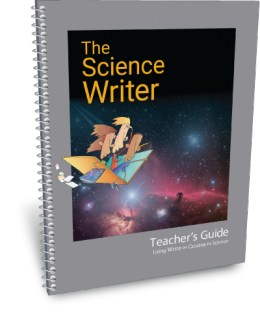 The Science Writer