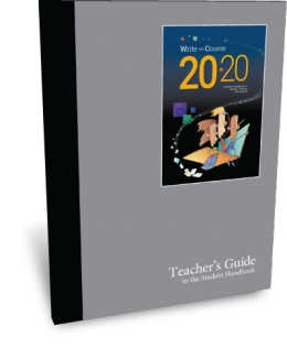 Write on Course 20-20 Teacher's Guide