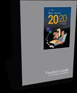 Write on Course 2020 Teacher's Guide