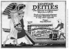 Egyptian Deities Cigarette Ad