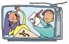 Television illustration